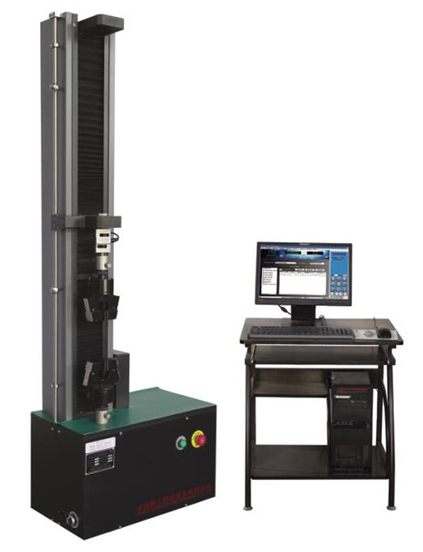 Single Column Computer Control Electronic Universal Testing Machine