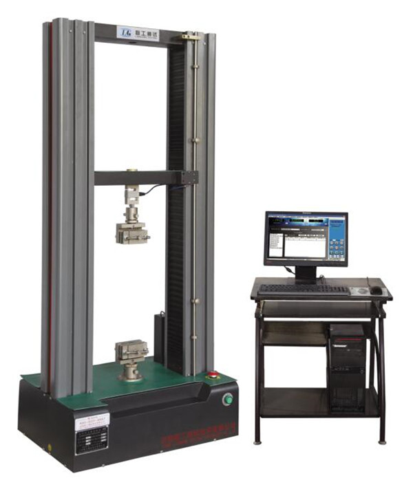 Small Door Frame Computer Control Electronic Universal Testing Machine