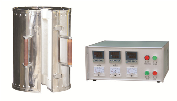 High Temperature Furnace for Tensile Test