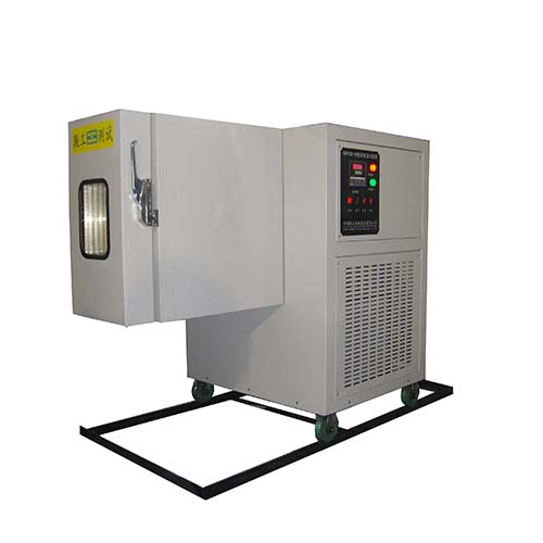 Electronic Universal Testing Machine High and Low Temperature Test Chamber