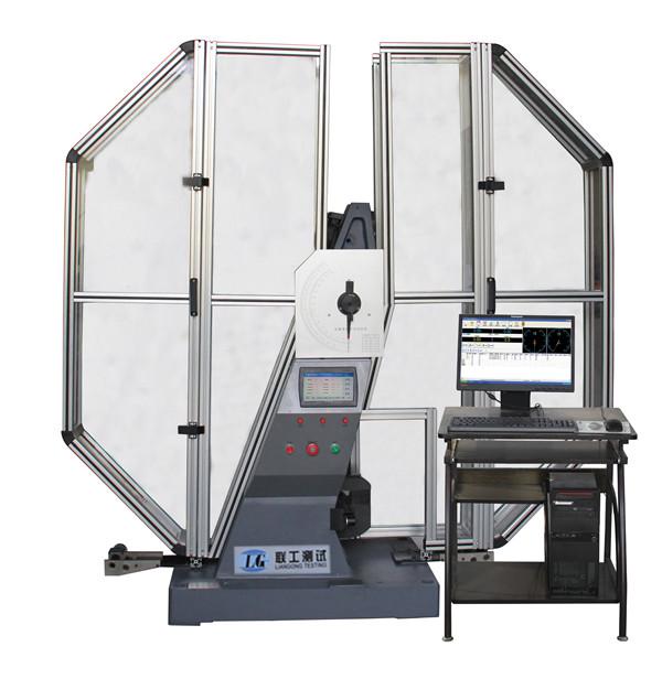 750J Metal Pendulum Impact Testing Machine